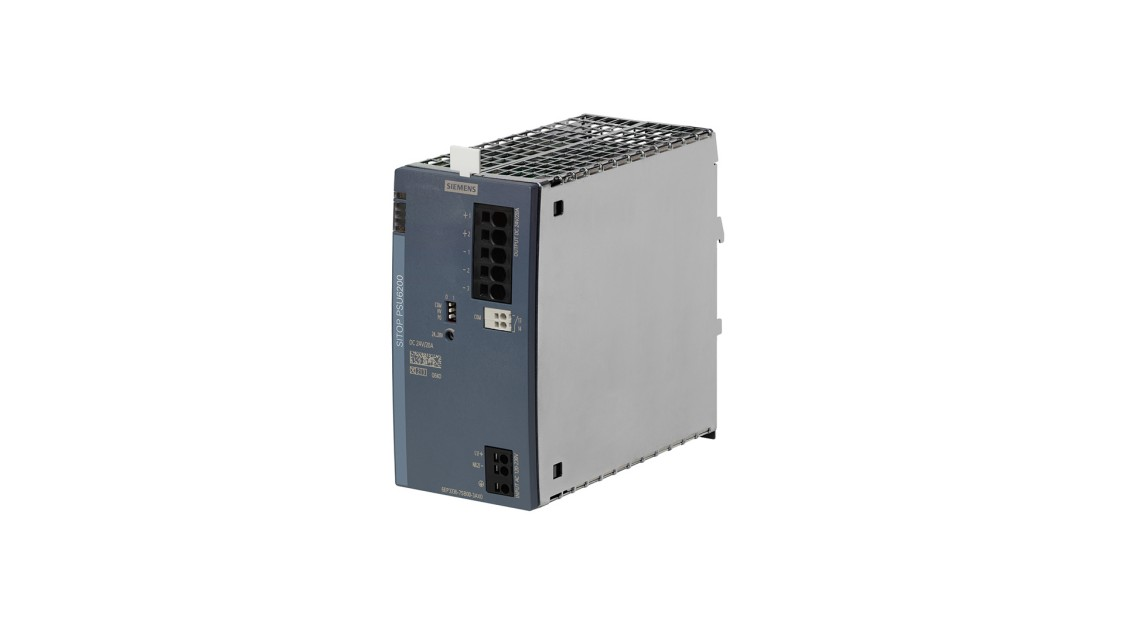SITOP PSU6200, 1-phasig, DC 24 V/20 A, 6EP3336-7SB00-3AX0