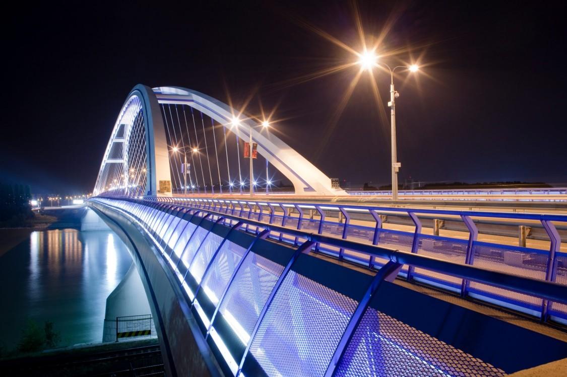 Iluminação de Ruas Inteligente