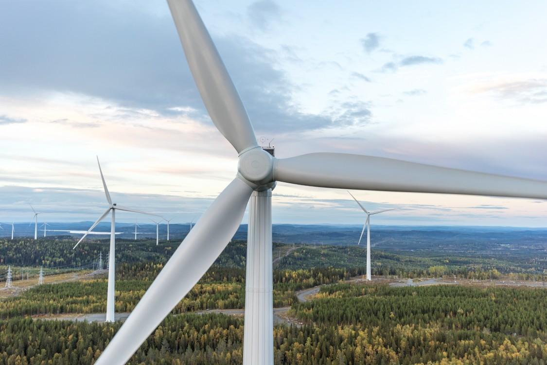 Продукти і системи для вітротурбін і вітропарків