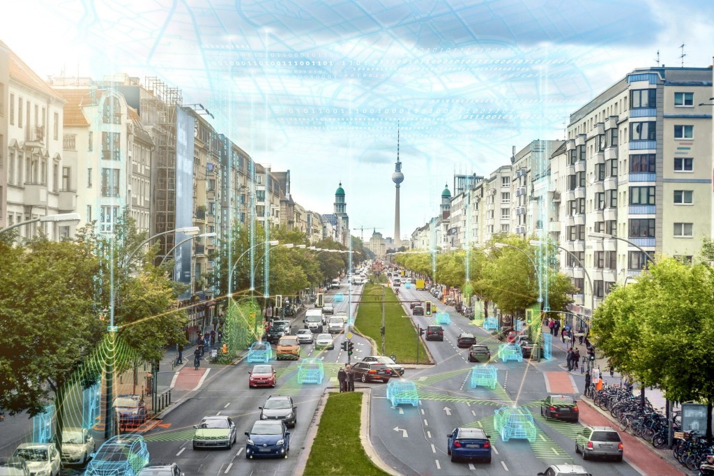 Siemens at the New Mobility World 2017