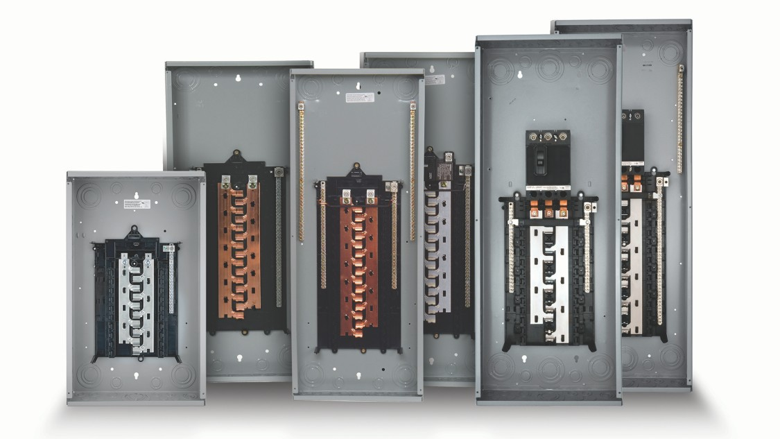 Siemens family of Load Center products