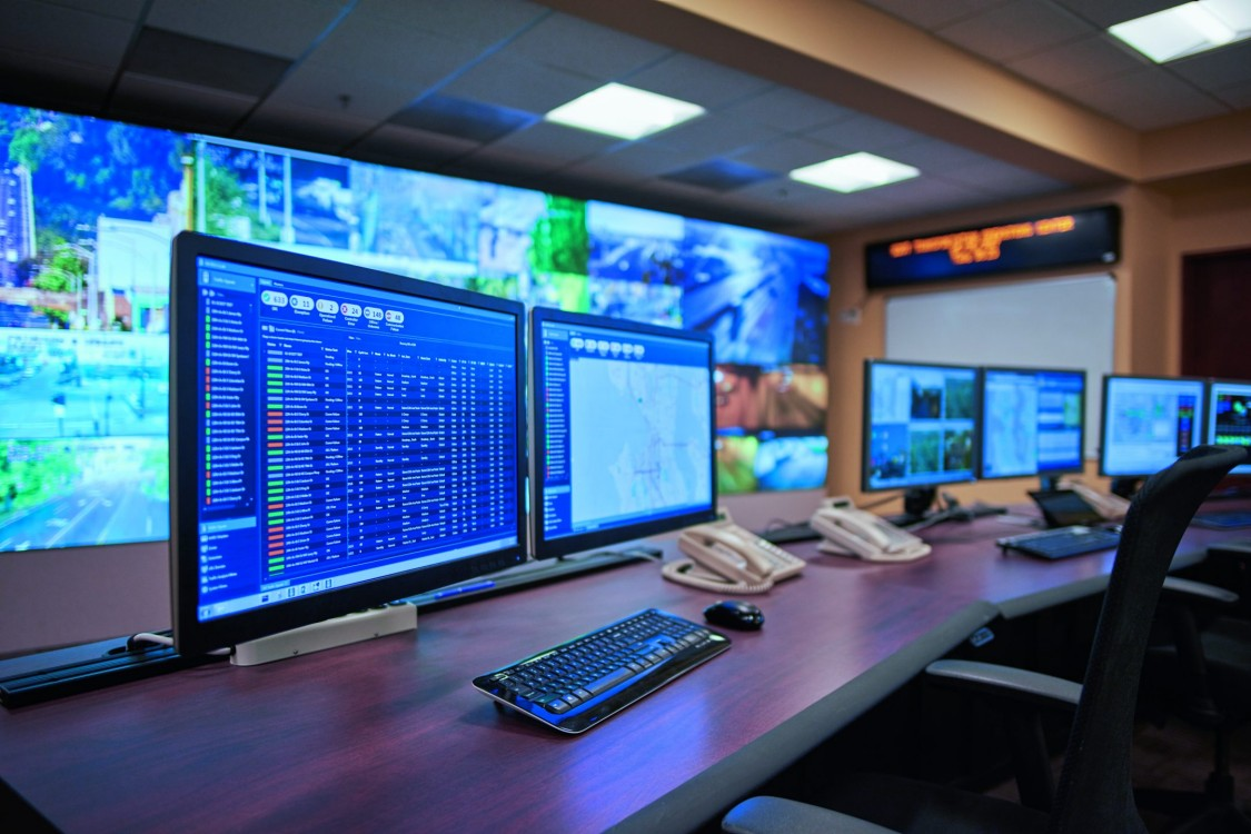 Traffic control centers