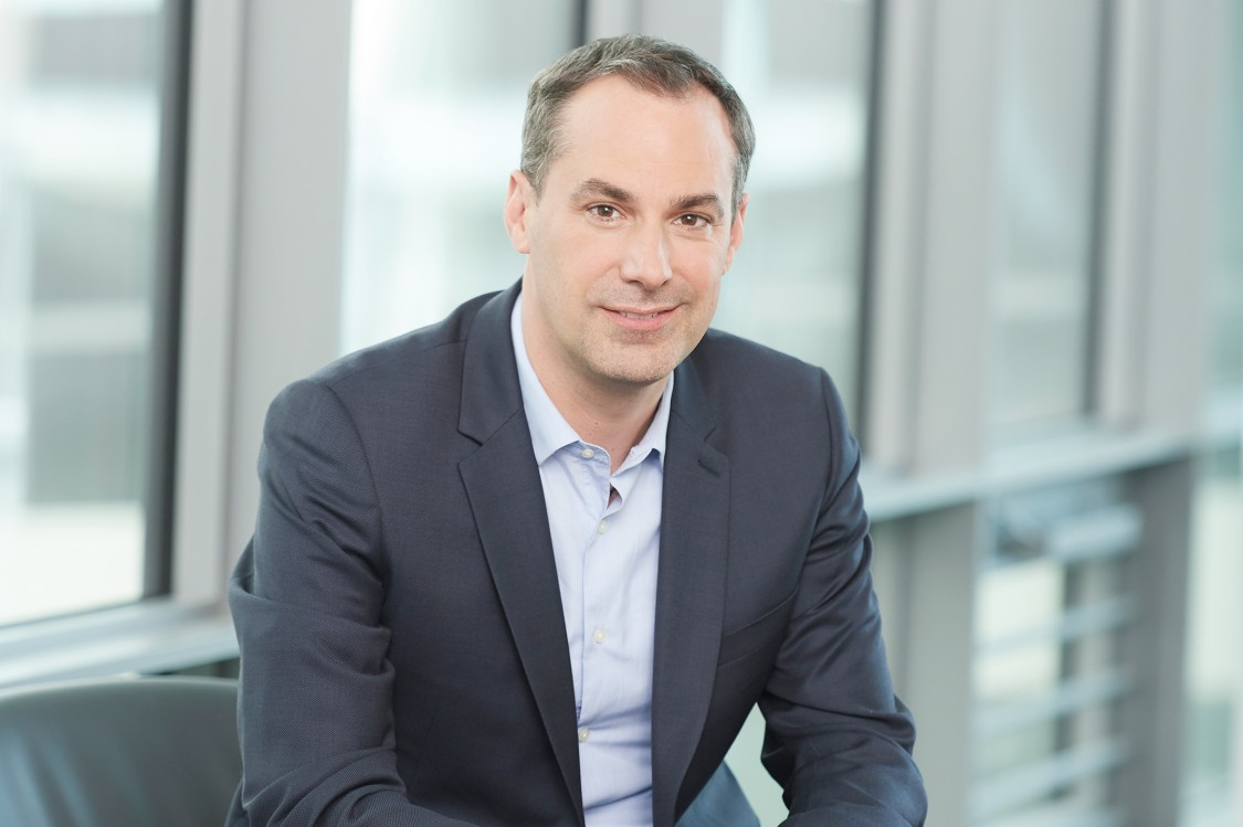 Cedrik Neike, CEO of Smart Infrastructure and Member of the Managing Board