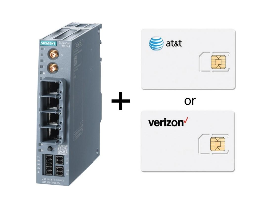 IIoT Cellular Connectivity