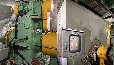 Die Optimierungsmaßmaßnahmen umfassten die Installation von drei Simotics HV Hochspannungsmotoren und Sinamics Frequenzumrichtern für das vorhandene Hochofengebläse. Durch das neue Antriebssystem für das Gebläse profitiert Posco von einer besonders hohen Verfügbarkeit (99 Prozent), geringem Wartungsaufwand und kurzen Startzeiten.