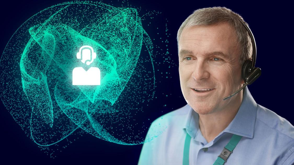 Vi vill ha nöjda kunder hos Siemens tekniska support