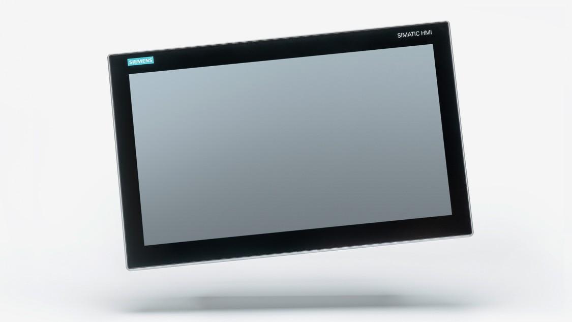 Nejmodenější panelové počítače SIMATIC