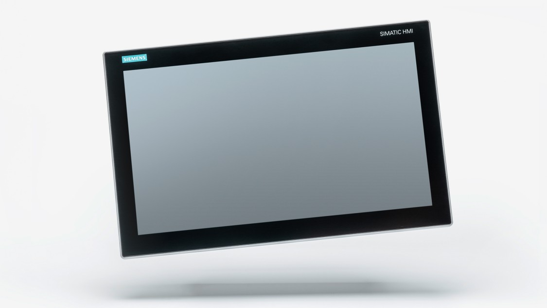 SIMATIC high-end panel PC