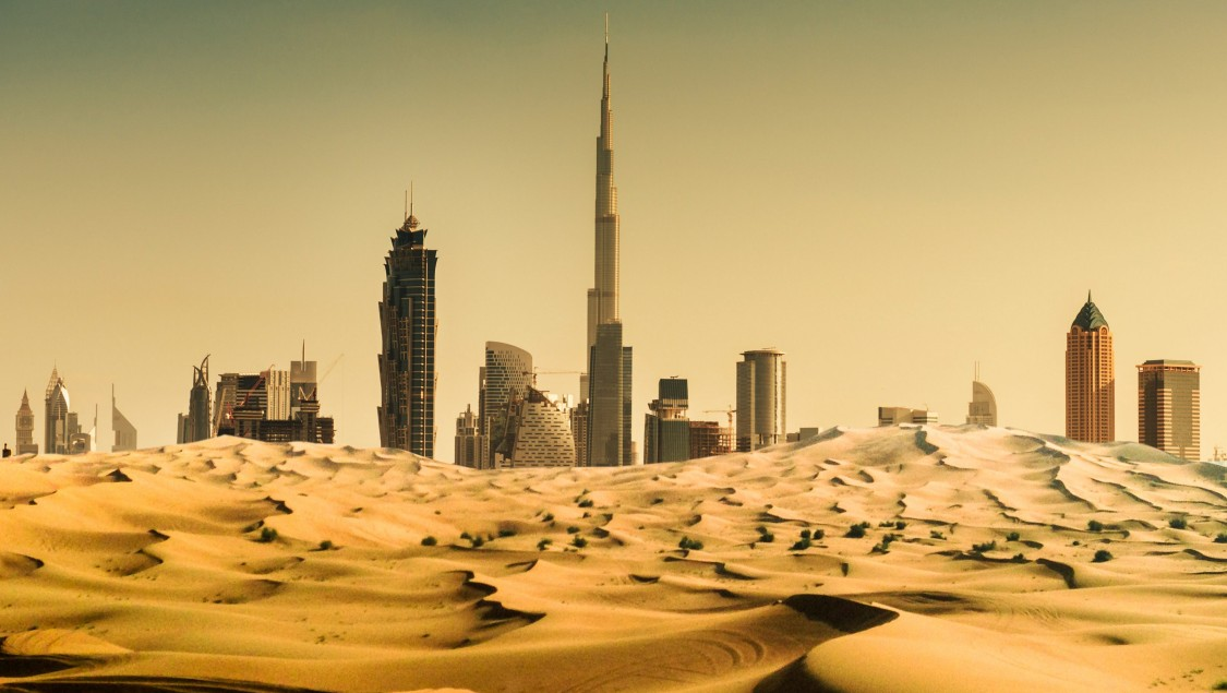 Power Economy Middle East