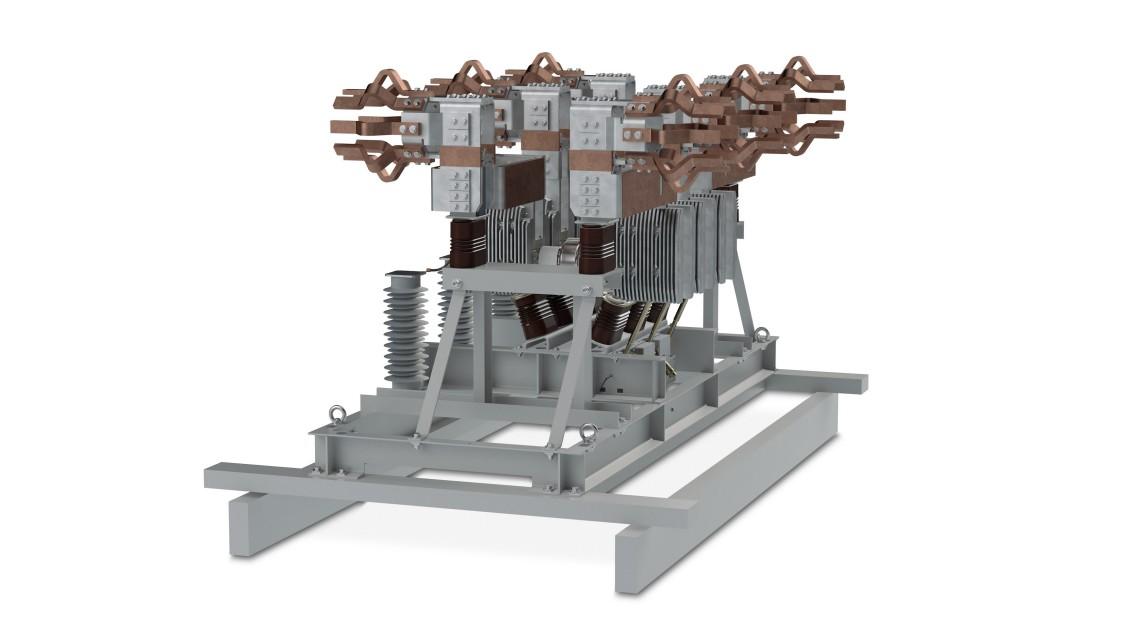 Medium-voltage generator circuit breaker upgrade solutions
