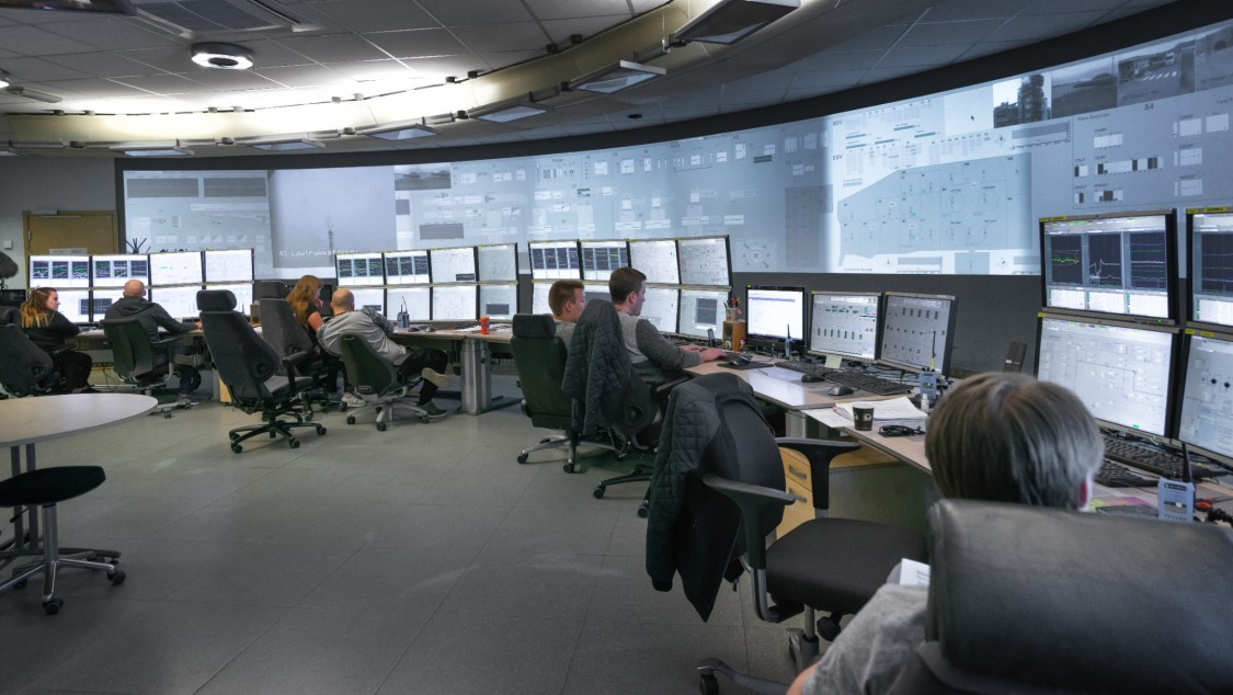 Reference SIDRIVE IQ: Equinor's Hammerfest LNG plant, Norway