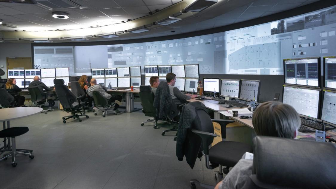 Приклад проекту з використанням SIDRIVE IQ:         завод з виробництва зрідженого природного газу компанії Equinor у Хаммерфест, Норвегія