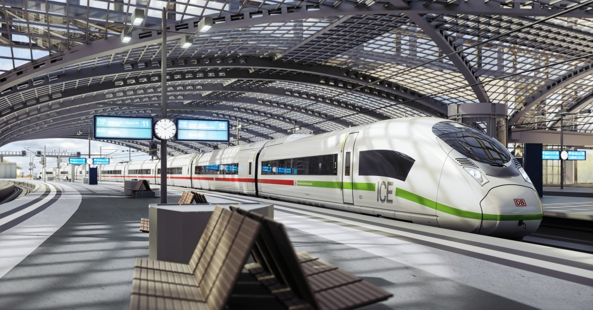 Siemens Mobility awarded billion-euro order  from Deutsche Bahn for high-speed trains