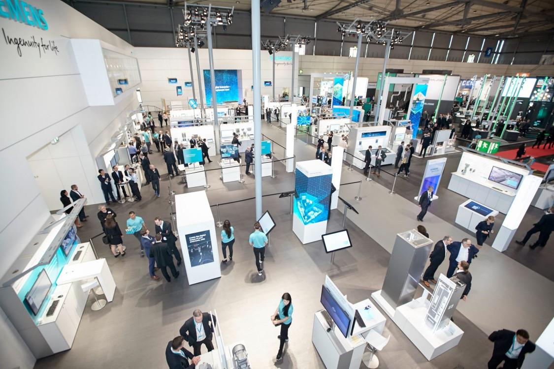 Siemens Produkt-Highlights und Neuheiten auf der  SPS 2019