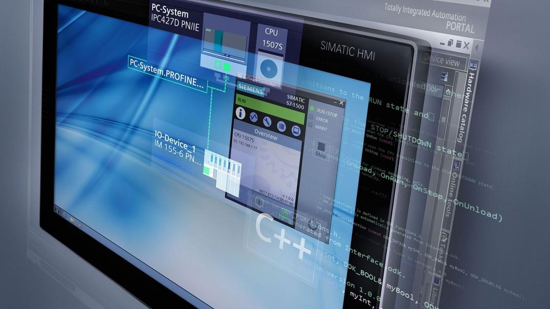 Максимальна продуктивність в автоматизації на базі ПК: програмний контролер S7-1500