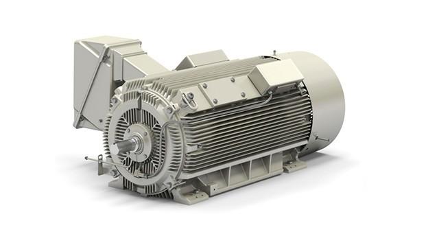 AboveNEMAAdvantage TEFC Motor