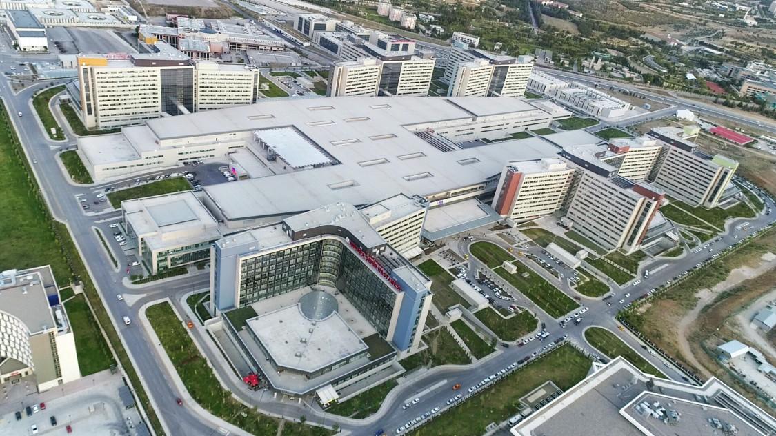 Siemens Ankara Şehir Hastanesi Bilkent