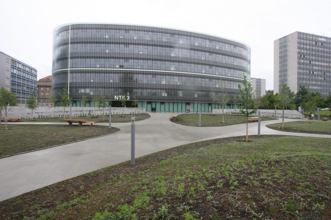 Národní technická knihovna, NTK