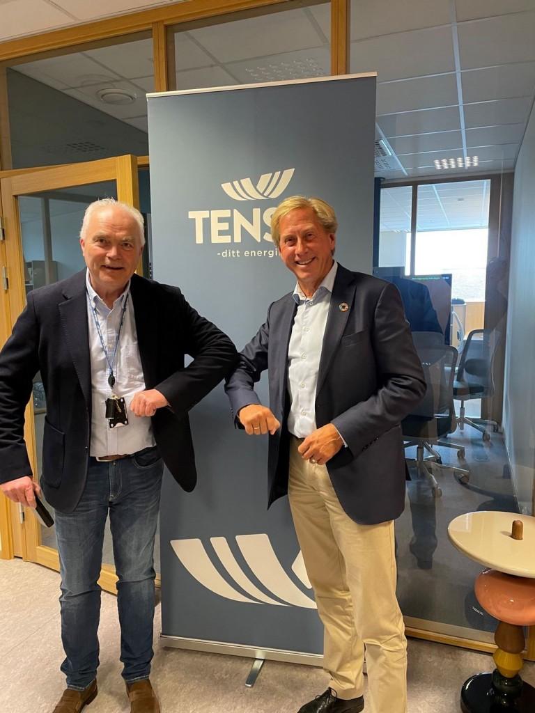 Nettselskapet Tension inngår rammeavtale med Siemens