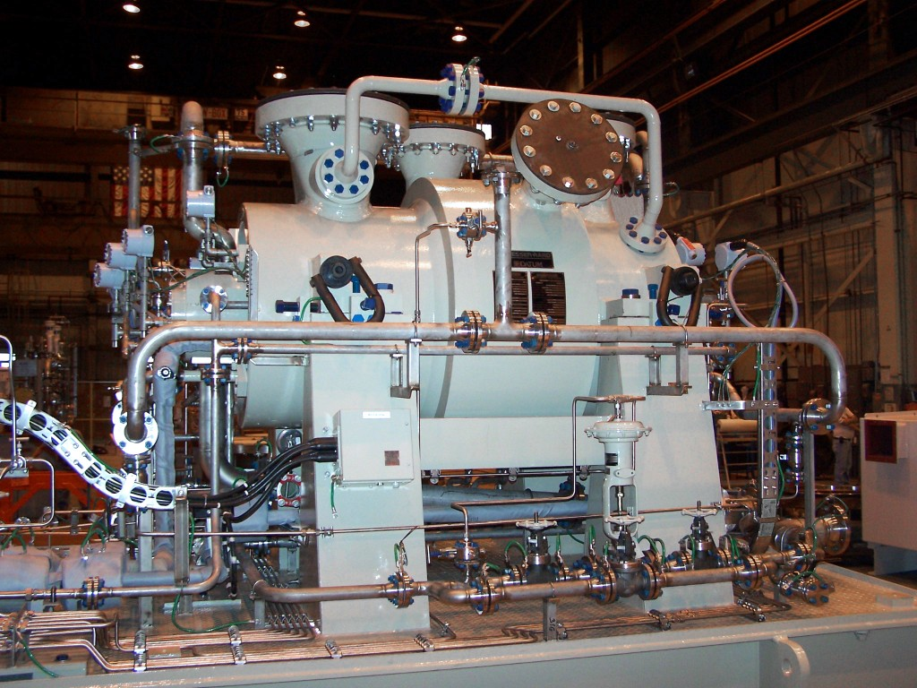 Siemens compressors selected for gas reservoir storage project with Saudi Aramco