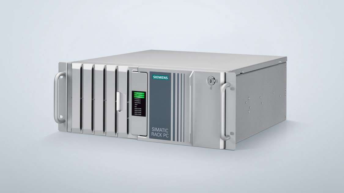 SIMATIC IPC547G — 高端 IPC