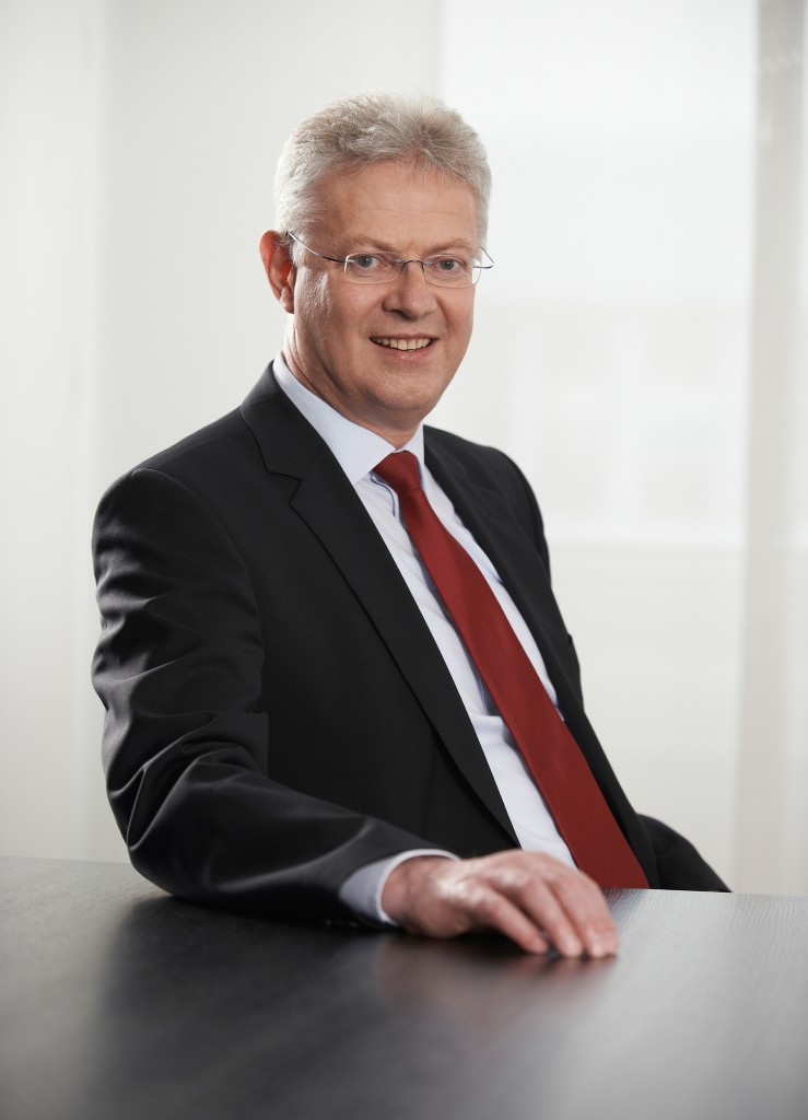 Wolfgang Heuring, CEO Business Unit Motion Control, Digital Factory Division, Siemens AG