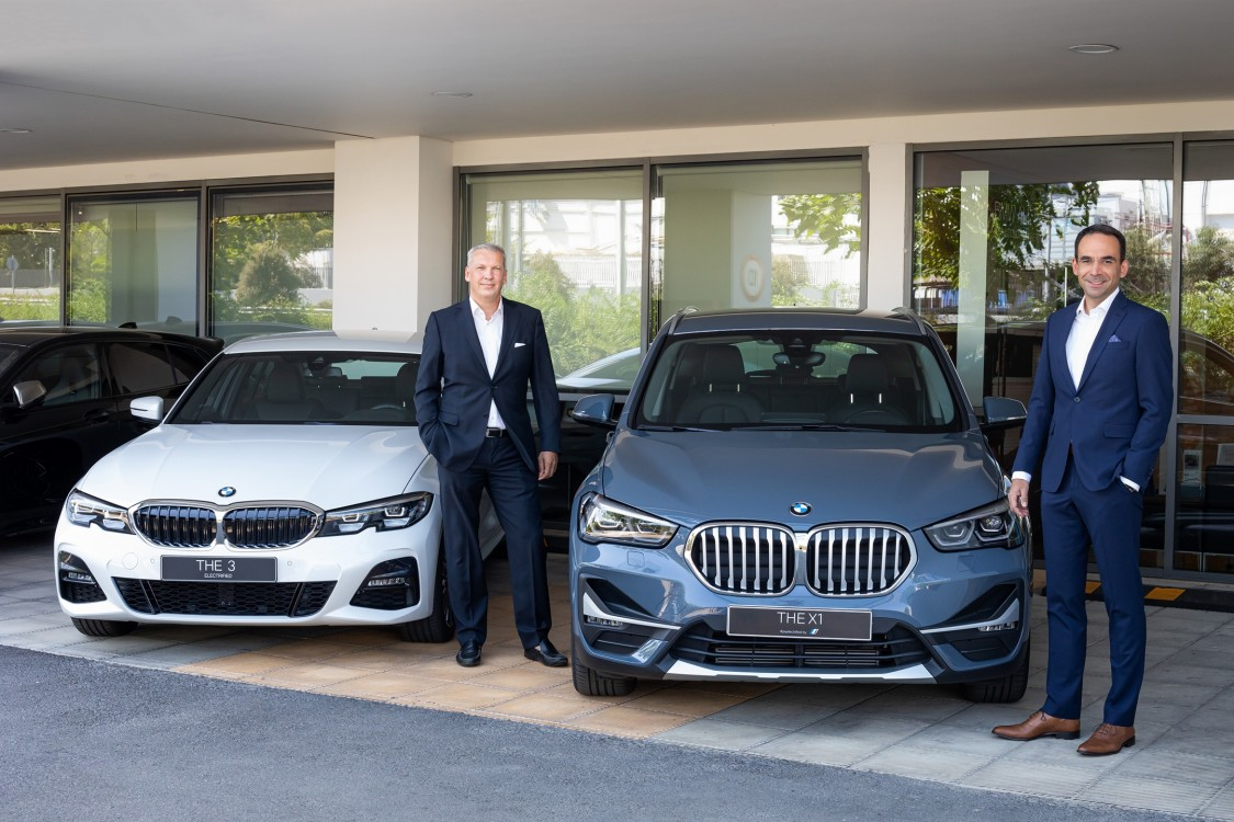 Collaboration with BMW Hellas