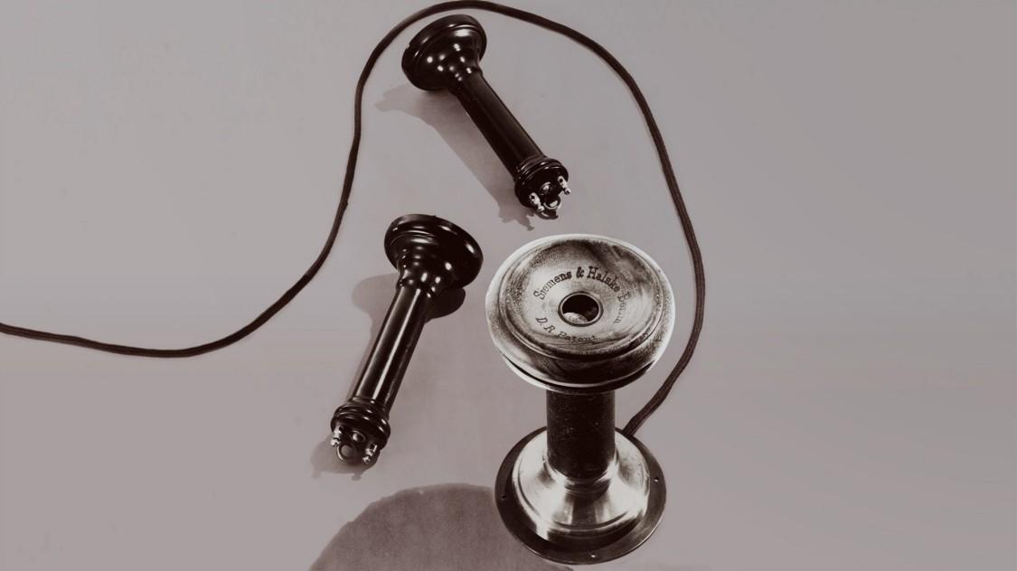 Siemens & Halske telefon, 1878/79