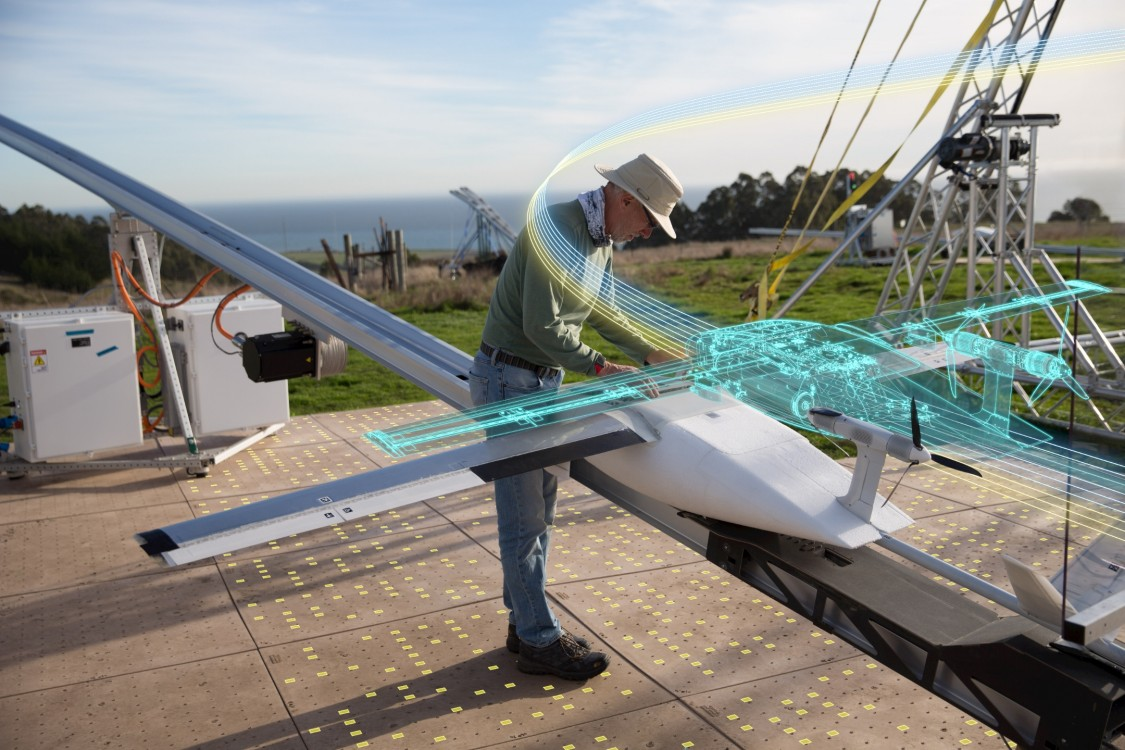 Lifesaving drones designed with CAD software