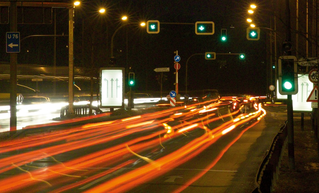 Greater efficiency thanks to intelligent traffic solutions
