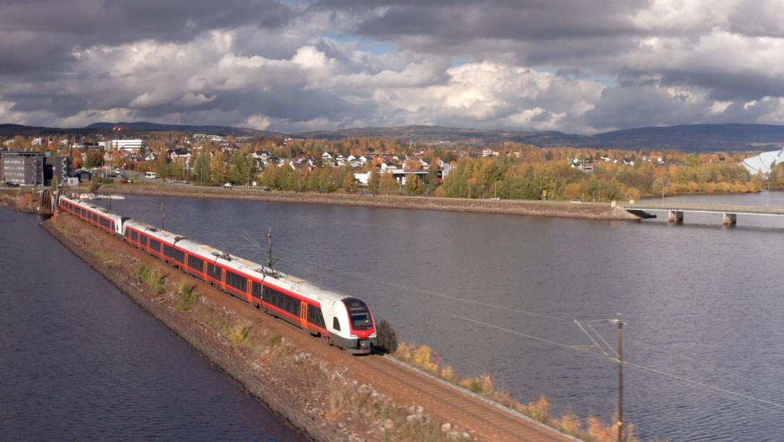 Norway's rail network goes digital