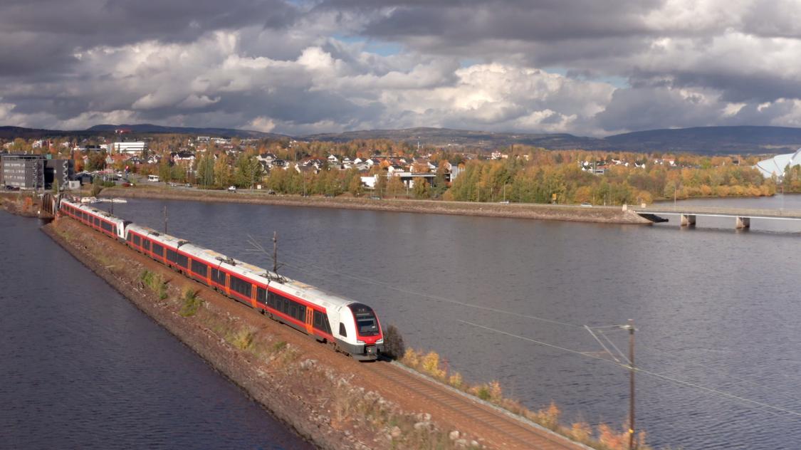 ERTMS für Norwegens gesamtes Schienennetz