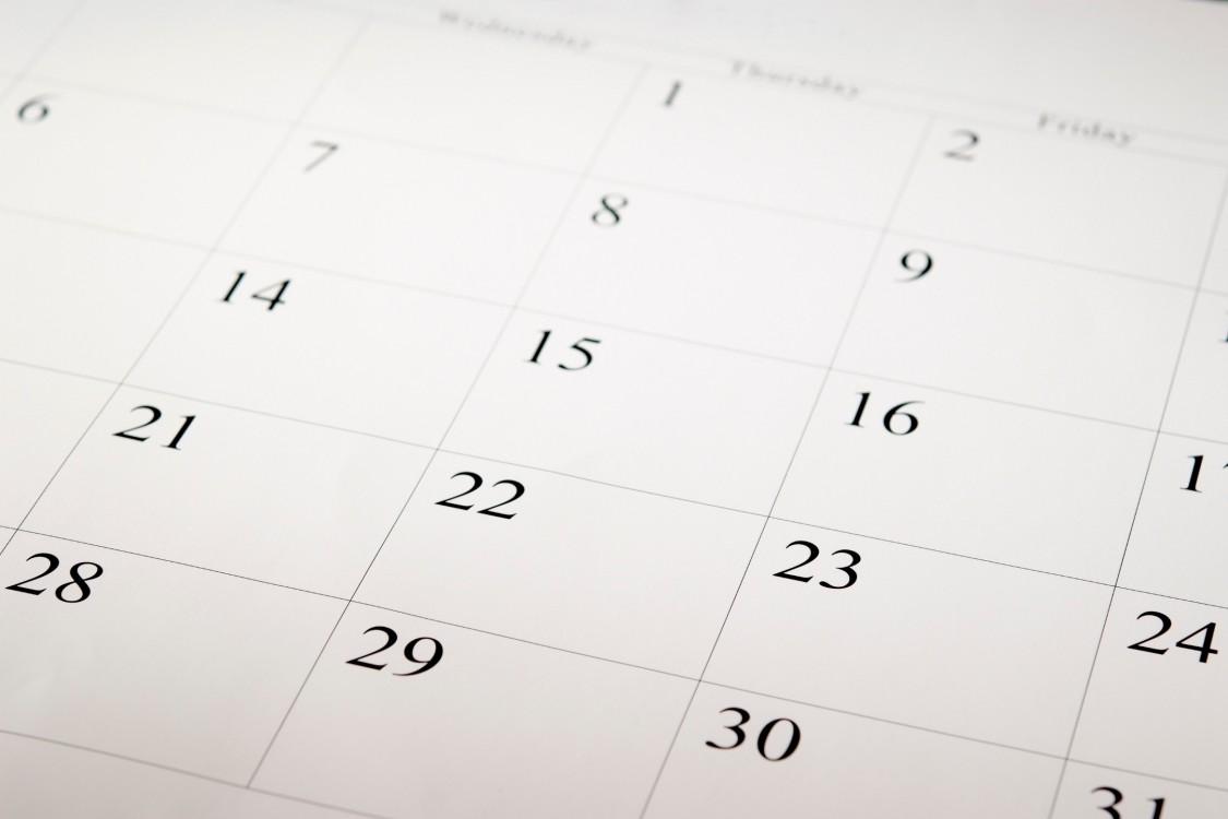 NWPPA dates