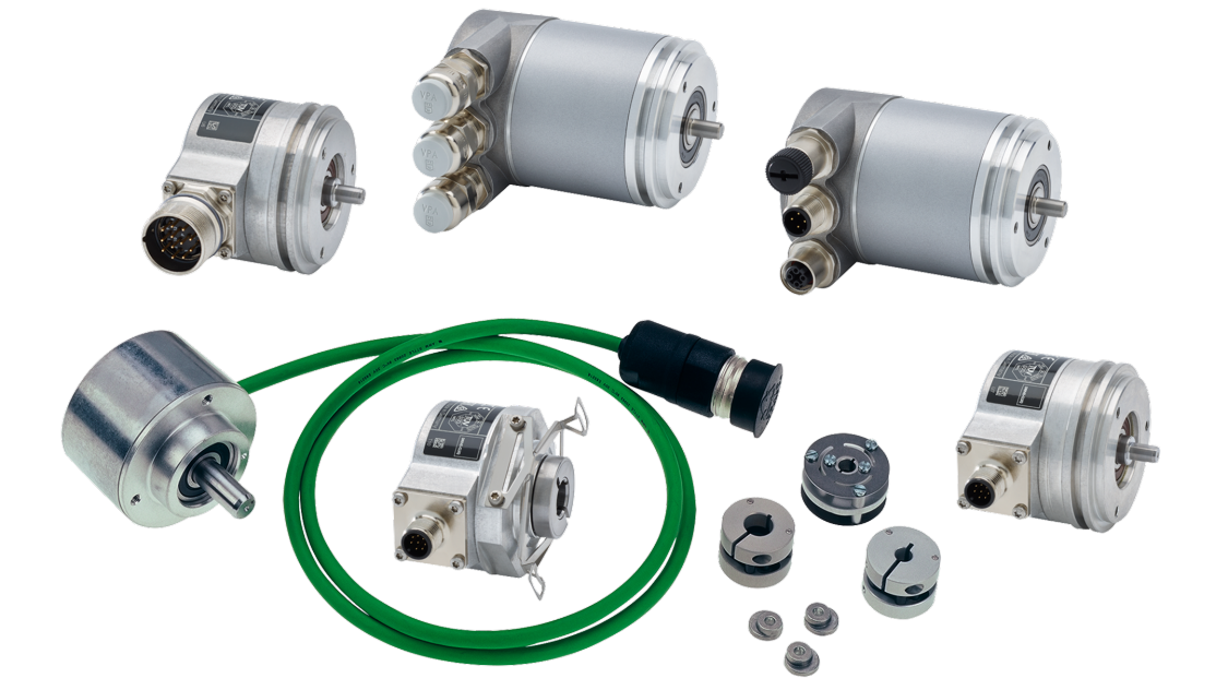 Product image SIMOTICS motor encoders