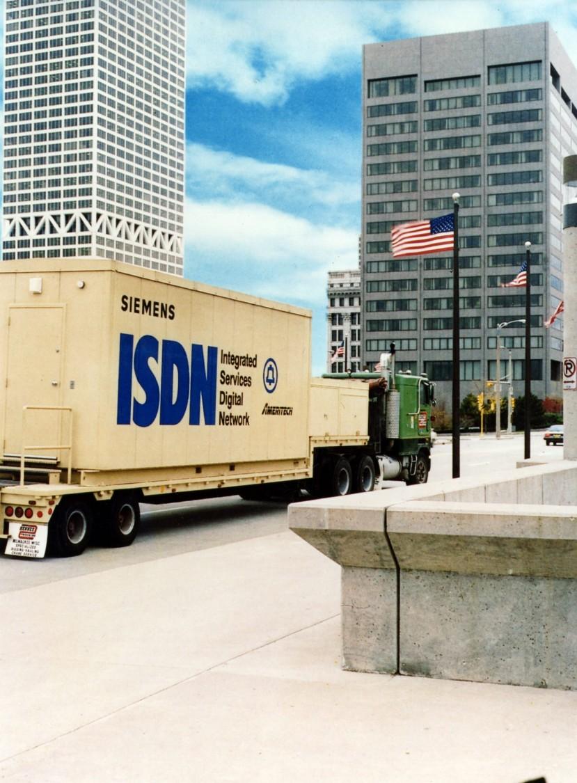 ISDN in Amerika