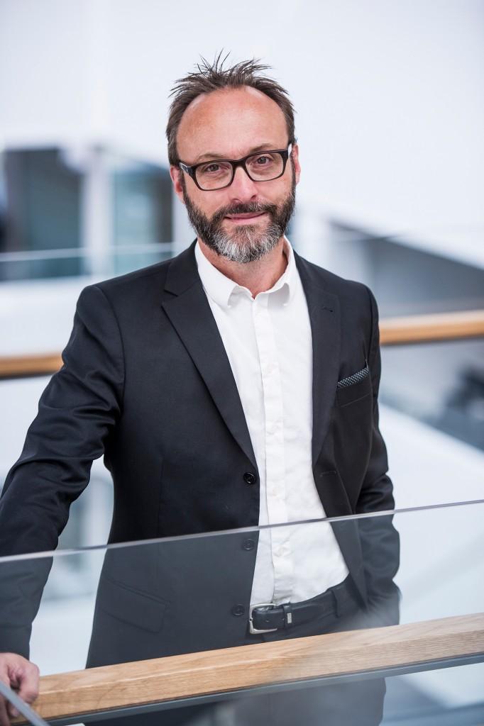 Pressechef Rasmus Windfeld