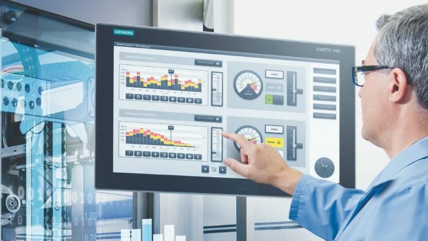 通过 SIMATIC HMI 实现机器级可视化