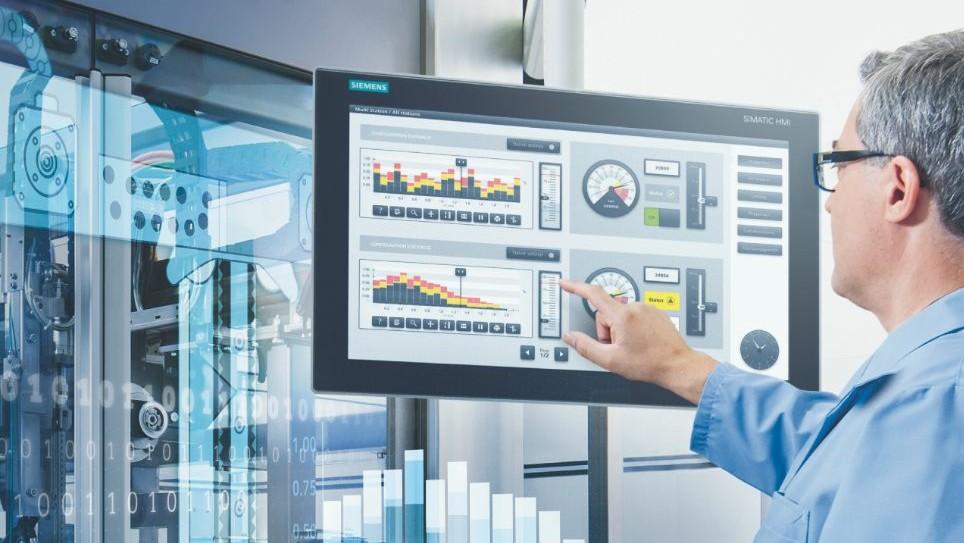 SIMATIC HMI – 操作员控制与监视系统