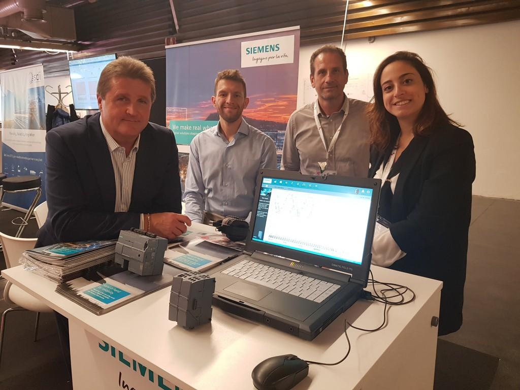 Siemens a Telecontrollo 2019