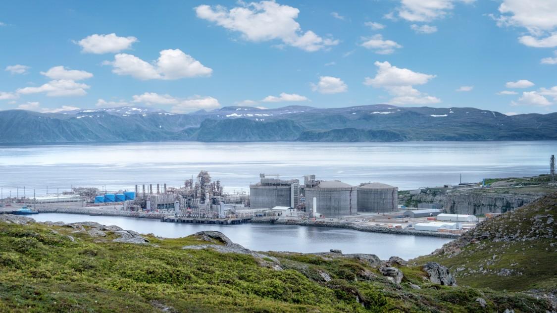Bild zum Magazinartikel SIDRIVE IQ für LNG auf Melkøya