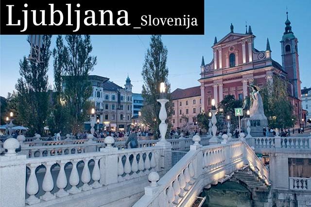 Green City Index Ljubljana