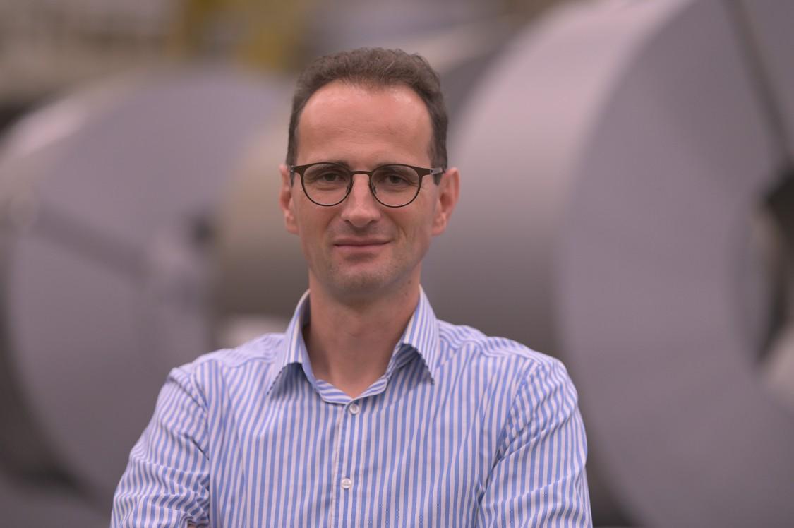 Portrait picture Reinhard Federer