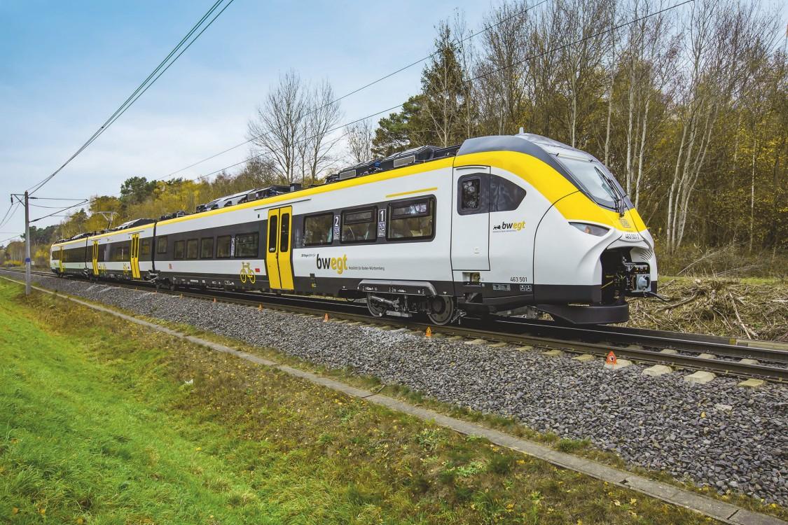 Nowe pociągi Mireo dla Doliny Renu