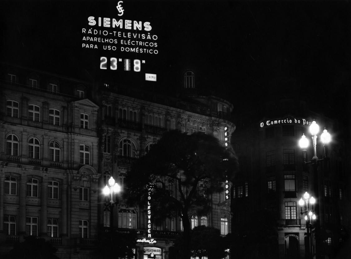 Die SE-Marke am Siemens-Standort in Portugal, 1957