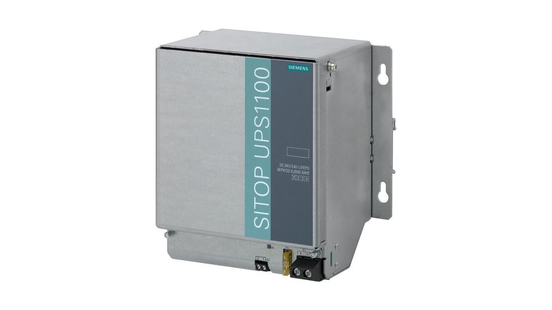 SITOP UPS1100 24V/5Ah (LiFePo)