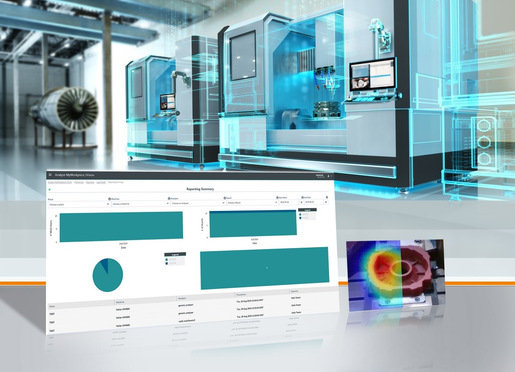 Siemens extends Sinumerik Edge to include more applications, bringing artificial intelligence to machine tools