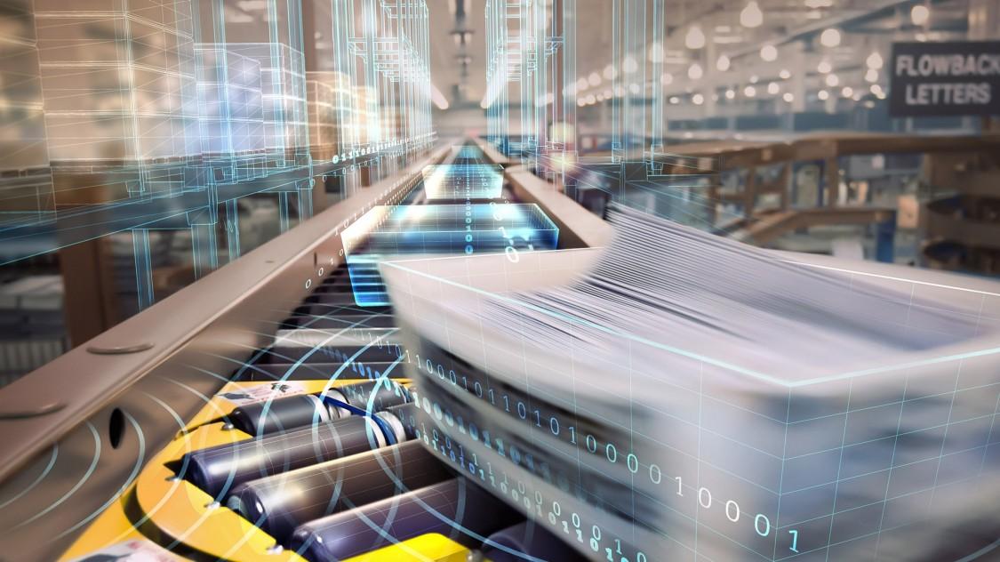 Transportbandtechnologie