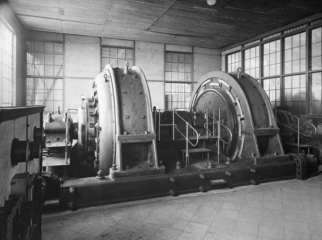 Siemens-Schuckertwerke, 1908