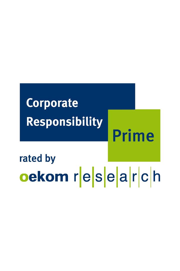 """Siemens recibe la calificación de """"Prime"""""""