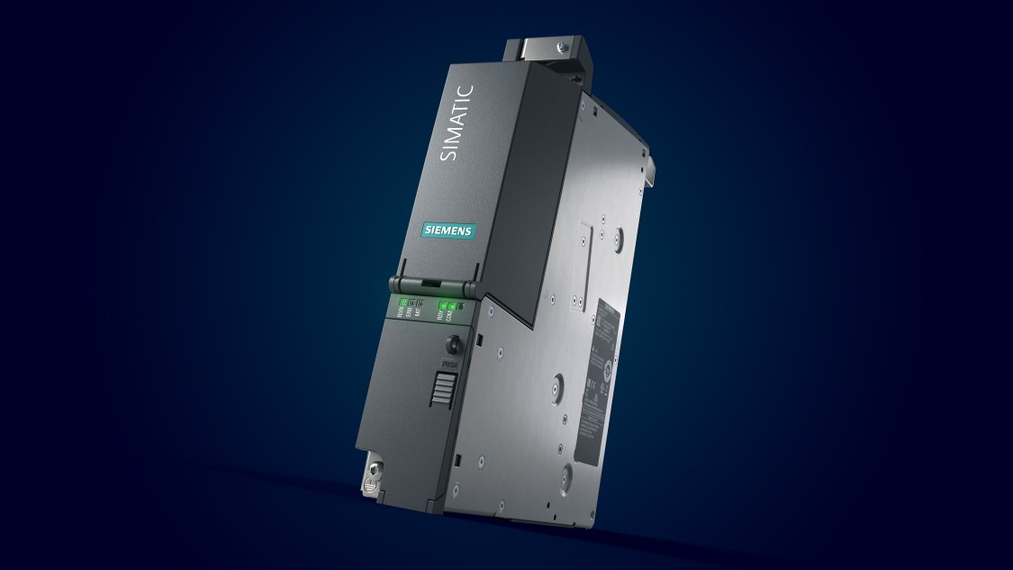 The SIMATIC Drive Controller combines a fail-safe technology CPU and a high-end, multi-axis Sdrive system in a single, ultra-compact device